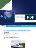 ELECTR+ôNICA DE POTENCIA - Variadores de Velocidad de Motores AC PFR
