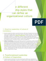 5 Leadership Styles_culture