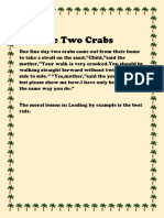 The Two Crabs.docx