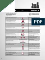 Linear3 vs Linear5 En