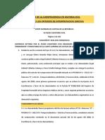 Analis de La Jurisprudencia en Materia Civil