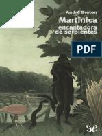 Martinica Encantadora de Serpientes