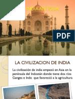 Presentación India Antigua