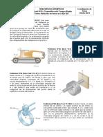 Guía N°01 - Cinemática - Rotación respecto a un Eje Fijo