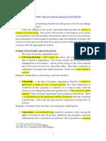 Basic Accounting Module