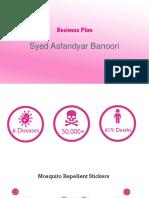 Syed Asfandyar Banoori