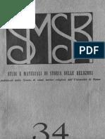 SMSR - VOL 34 - 1963 Fasc 1 - 2