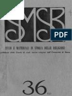 SMSR - VOL 36 - 1965 Fasc 1 - 2