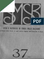 SMSR - VOL 37 - 1966 Fasc 1 -2