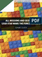 GUIA LegoStarWars