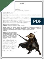 Microsoft Word - Ficha de Ranger para Dungeons and Dragons 3.5.