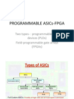 Asic Unit2 Lectfpga 2018 Nov15 Msc Electronic science semester 3