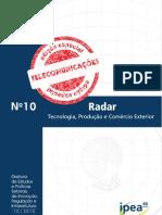 Radar - Tecnologia, Produção e Comércio Exterior, nº 10, Outubro/2010