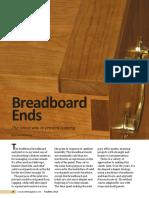 Breadboard ends