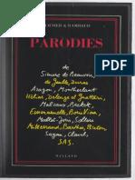 Pastiche de Simone de Beauvoir.pdf