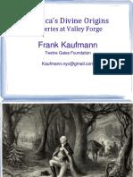 Valley Forge Presentation