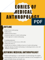 Theories of Medical Anthropology2