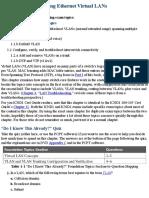 VLAN Document