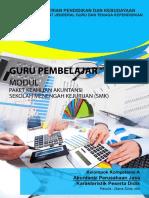 AKT-A. Modul GP Akuntansi SMK- Perusahaan Jasa
