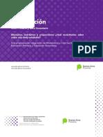 Articulacion - Matematica y Ciencias Naturales 6 primaria