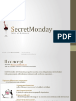 Secret Monday
