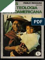 Richard, Pablo - Raíces de la Teología Latinoamericana.pdf