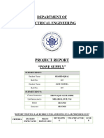 Project Report Template (Edc) 1 (1) (3)