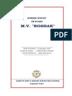 ROSHAK_Final Survey Report