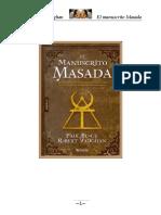Block Paul - El Manuscrito Masada.DOC