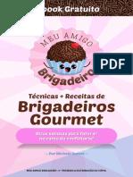 6 Receitas Exclusivas de Brigadeiro Gourmet que são sucesso