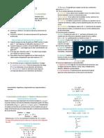 Formulario - Funciones
