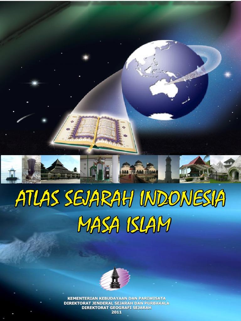 Atlas Sejarah Indonesia Masa Islam