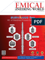 Chemical Engineering World - May 2019