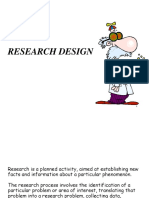Research Design 22