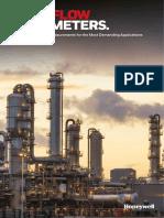 VersaFlow Flow Meters Brochure - Your Complete Guide!