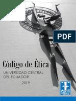 Codigo de etica EPU- UCE