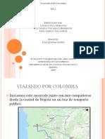 2. Viajando Por Colombia