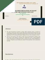 Smart Health Care System Level 1 Ppt (1)