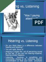 Listening (Theory)