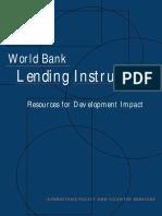 Lending Instr Eng