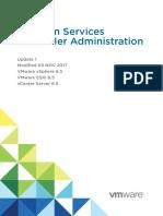 Vsphere Esxi Vcenter Server 651 Platform Services Controller Administration Guide
