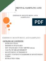 3-Emission Monitoring and Sampling