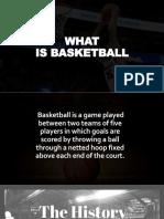 Basketball x1