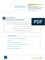Sustainability Planning Facilitation Guide