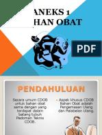 CDOB - Bahan Obat.pptx