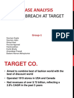 target cyber security case study