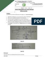 Hydraulique Exam