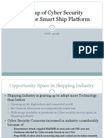 Cyber Security-Smart Ship