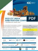 ICC Arb Mumbai 2019