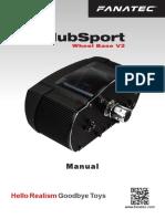 Fanateccsw v2 Manual